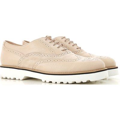 Hogan Budapester Schuhe  Beige, Leder, 2019 |  SALE