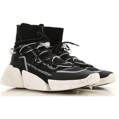 Kenzo Sneaker  Tennisschuh, Turnschuh, Schwarz