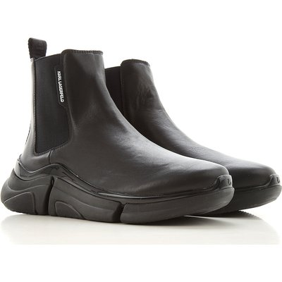 Karl Lagerfeld Stiefel  Stiefeletten, Bootie, Boots