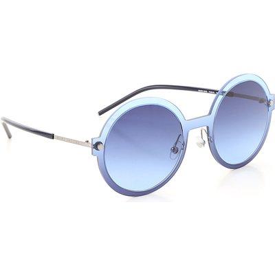Marc Jacobs Sonnenbrillen, Blau, 2017