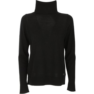 Michael Kors Pullover  Pulli, Schwarz, Wolle