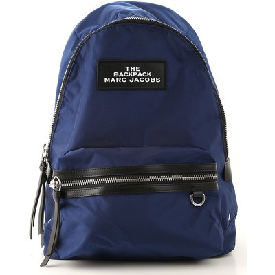Marc Jacobs Rucksack, Nachtblau, Nylon