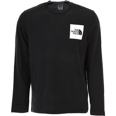 The North Face T-Shirts  T'Shirts, Schwarz, Baumwolle
