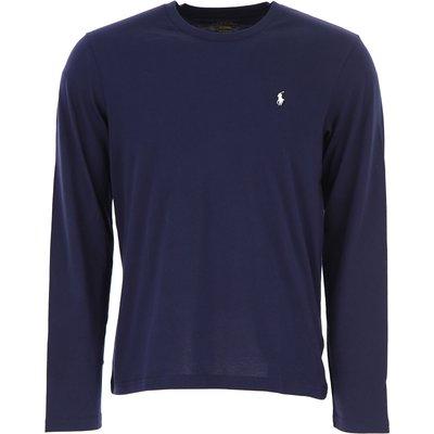 Ralph Lauren T-Shirts  T'Shirts, Marineblau, Baumwolle