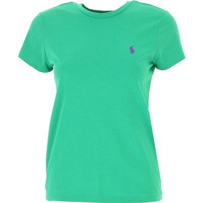 Ralph Lauren T-Shirts  T'Shirts, Grün, Baumwolle