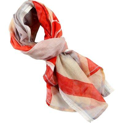 Vivienne Westwood Schal, Mehrfarbig, Baumwolle