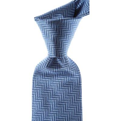 VIVIENNE WESTWOOD Vivienne Westwood Krawatten Günstig im Sale, Hell Himmelblau, Seide, 2017