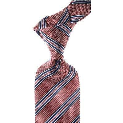ERMENEGILDO ZEGNA Ermenegildo Zegna Krawatten Günstig im Sale, Kadmium Rot, Seide, 2017