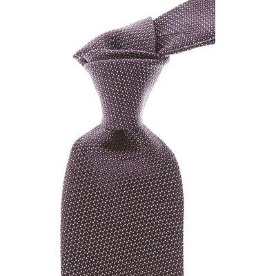 ERMENEGILDO ZEGNA Ermenegildo Zegna Krawatten Günstig im Sale, Dunkel Violett, Seide, 2017