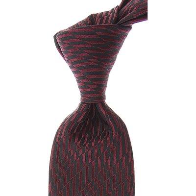ERMENEGILDO ZEGNA Ermenegildo Zegna Krawatten Günstig im Sale, Dunkles Ochsenblut Rot, 2017