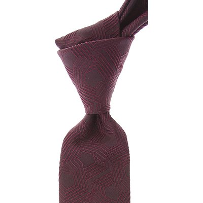ERMENEGILDO ZEGNA Ermenegildo Zegna Krawatten Günstig im Sale, Aubergine Dunkel Violett, Polyester, 2017
