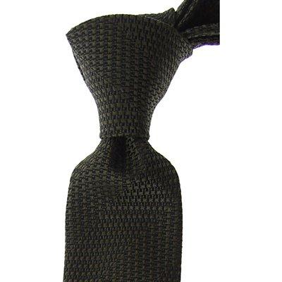 Ermenegildo Zegna Krawatten, Militär Grün, Polyester