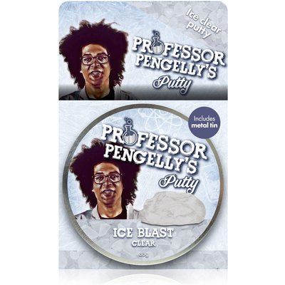 Professor Pengelly's Icy Blast Clear Putty