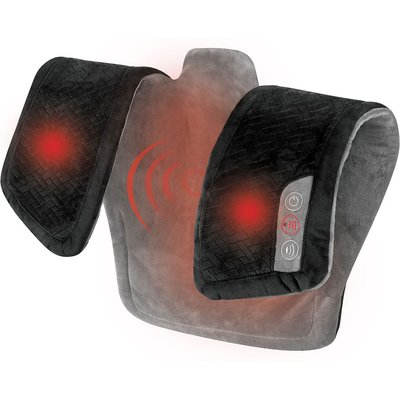 HoMedics HCMWRP325 Massaging Vibration Wrap with Heat - Black