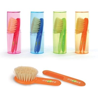 Jane Baby Soft Brush & Comb Set