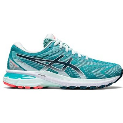 Asics GT-2000 8 Running Shoes - Womens - Blue