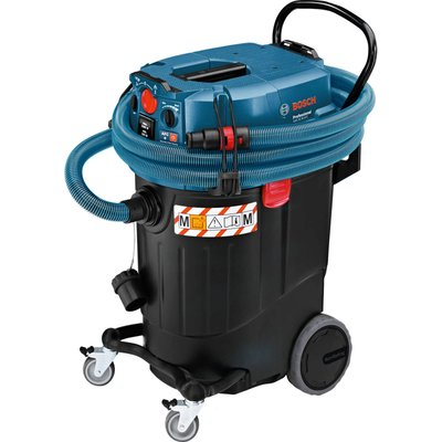 Bosch GAS 55 M AFC Wet   Dry Vacuum Cleaner   Dust Extractor 55 Litre Tank 1200w 240v - 3165140705561