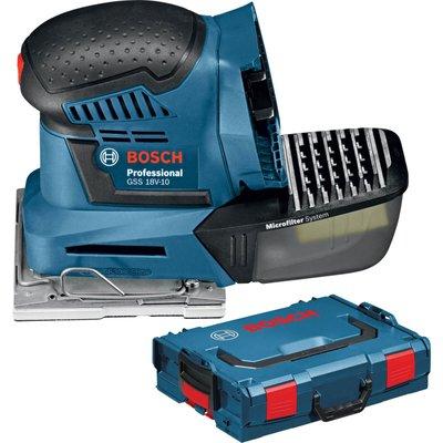 Bosch GSS 18 V-10 18v Cordless Palm Sander No Batteries No Charger Case
