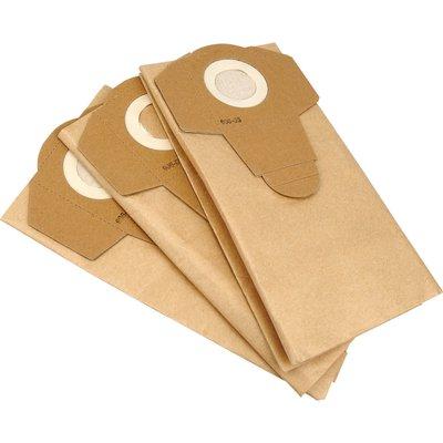Draper Paper Dust Bags for 13785 Vacuum Cleaner Pack of 3 - 5010559191031