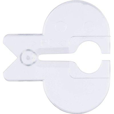 Bosch 5 Piece Anti Splinter Guard Set for Jigsaws