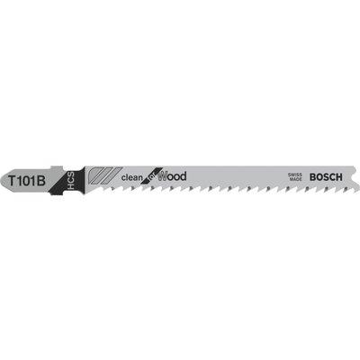 Bosch T101 B Wood Cutting Jigsaw Blades Pack of 5