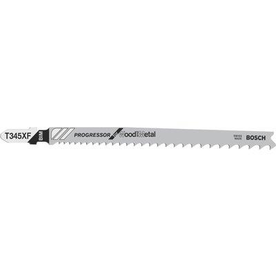 Bosch T345 XF Progressor Jigsaw Blades Pack of 5