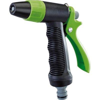 Draper Adjustable Jet Soft Grip Garden Watering Spray Gun - 5010559263301