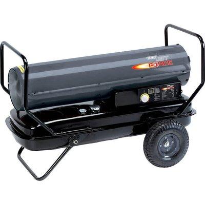 Draper Diesel   Paraffin Space Heater with Wheels 175000btu 240v - 5010559322848