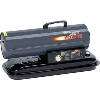 Draper Diesel   Paraffin Space Heater 75000btu 240v - 5010559322862