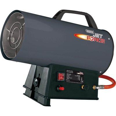 Draper PSH10C Jet Force Propane Space Heater - 5010559470631