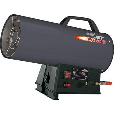 Draper PSH15C Jet Force Propane Space Heater - 5010559471003