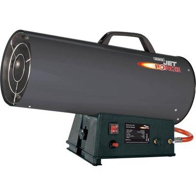 Draper PSH40C Jet Force Propane Space Heater - 5010559471058