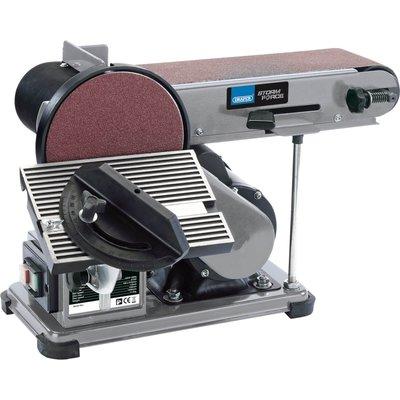 Draper BDS150 Belt and Wheel Sander 240v