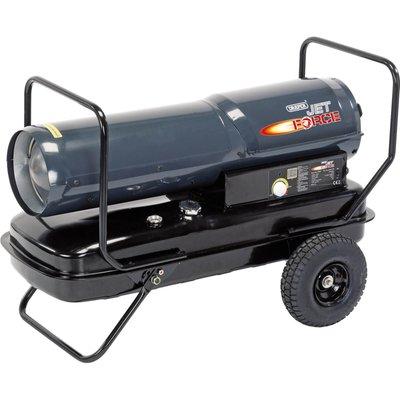 Draper DSH2150 Jet Force Diesel   Paraffin Space Heater 215000btu 240v - 5010559539253