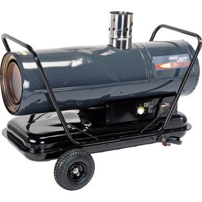 Draper Jet Force DSH240I Indirect Diesel Kerosene Paraffin Space Heater 240v - 5010559540471