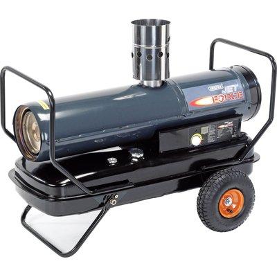 Draper Jet Force DSH80I Indirect Diesel Kerosene Paraffin Space Heater 240v - 5010559540501