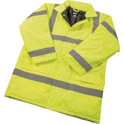 Draper Expert Hi Vis Traffic Jacket XL
