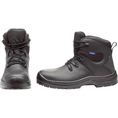 Draper Mens Waterproof Safety Boots Black