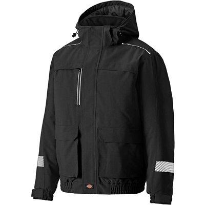 Dickies Mens Winter Jacket Black S