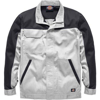 Dickies Mens Everyday Jacket White 2XL