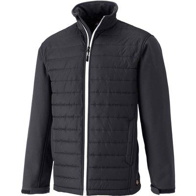 Dickies Mens Loudon Jacket Grey S