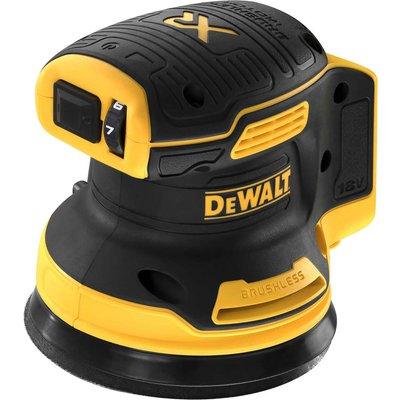 DeWalt DCW210N 18v XR Cordless Brushless Random Orbital Disc Sander 125mm No Batteries No Charger No Case