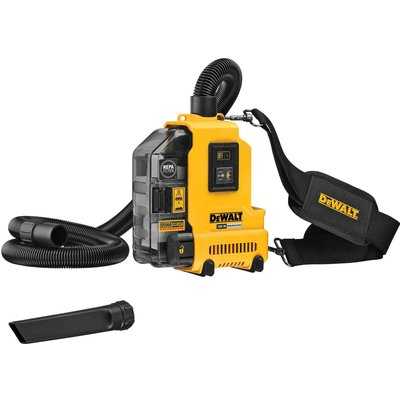 DeWalt DWH161N 18v XR Universal Cordless Dust Extractor No Batteries No Charger No Case - 5035048715253