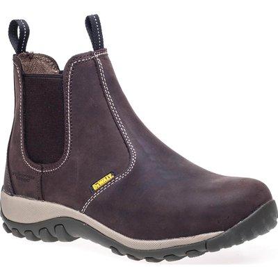 DeWalt Mens Radial Dealer Safety Boots Brown