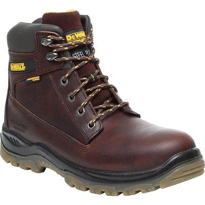 DeWalt Mens Titanium S3 Safety Boots Tan
