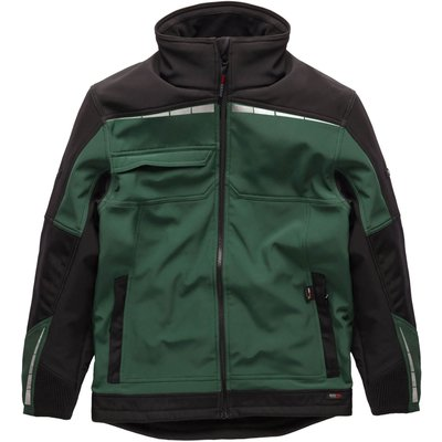 Dickies Mens Pro Jacket Green / Black XL