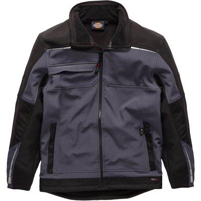 Dickies Mens Pro Jacket Grey/ Black M