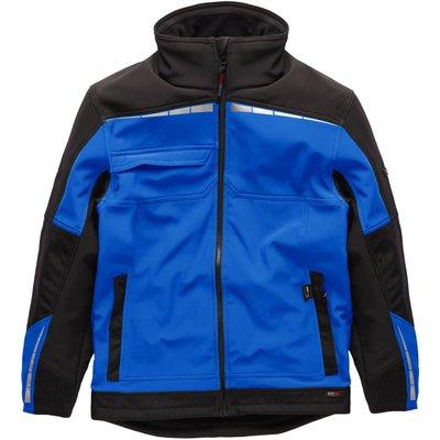 Dickies Mens Pro Jacket Royal Blue / Black 2XL