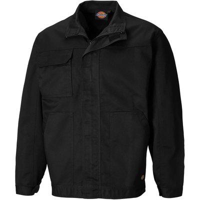 Dickies Mens Everyday CVC Jacket Black 2XL