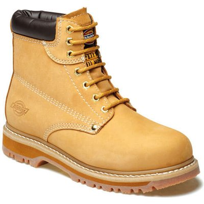 Dickies Mens Cleveland Safety Boots Honey